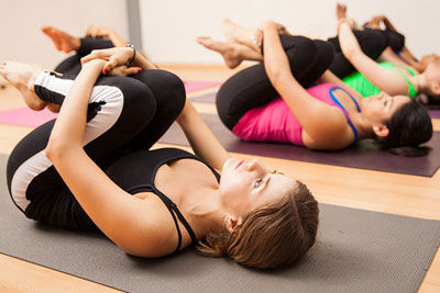 yoga for weight loss and gain